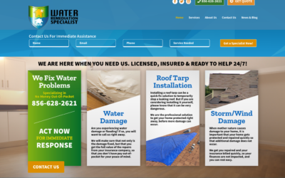 DGC Launches First Ever Site for NJ Water Remediation Services